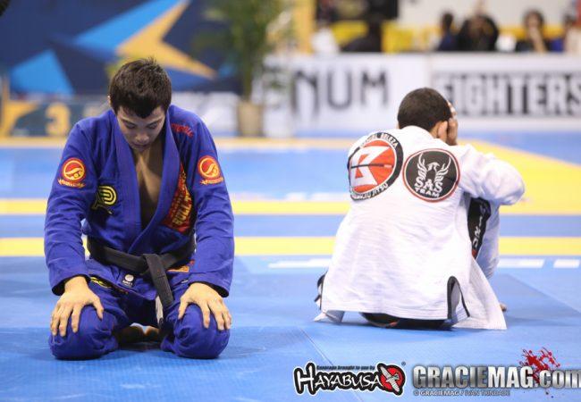 Paulo Miyao é o novo número 1 no ranking mundial de Jiu-Jitsu