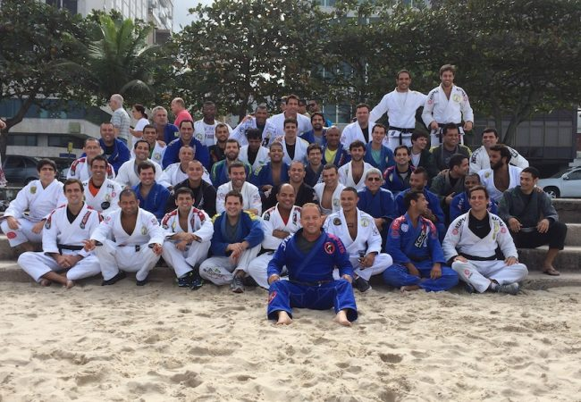 O dia em que o Jiu-Jitsu salvou a vida do professor Francisco Toco, da Nova Geração