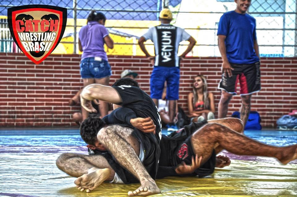 Torneio de Catch wrestling