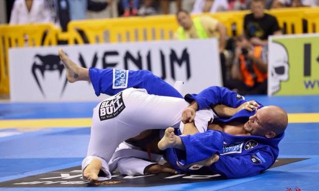 Xande Ribeiro conquistou seu sétimo título mundial de Jiu-Jitsu. Foto: Ivan Trindade/GRACIEMAG