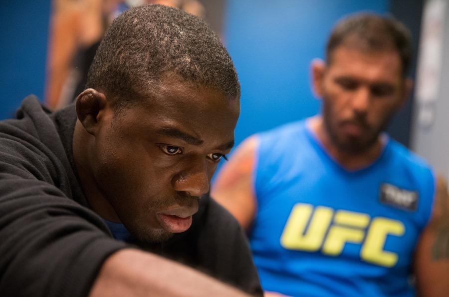 Açougueiro foi uma das revelações do programa global. Foto: UFC/ Divulgação