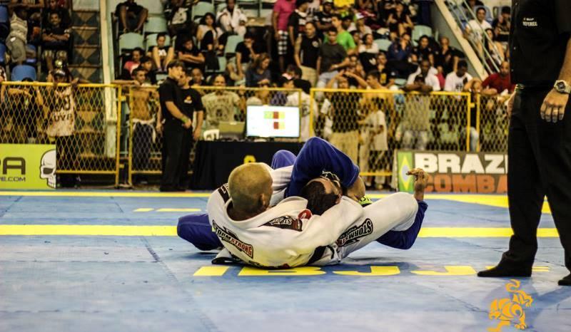 Erberth finaliza Pé de Pão. Foto: Marco Aurélio/Arena Jiu-Jitsu