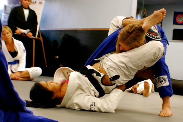 Kristina Barlaan teaching at Seamless Progression Academy