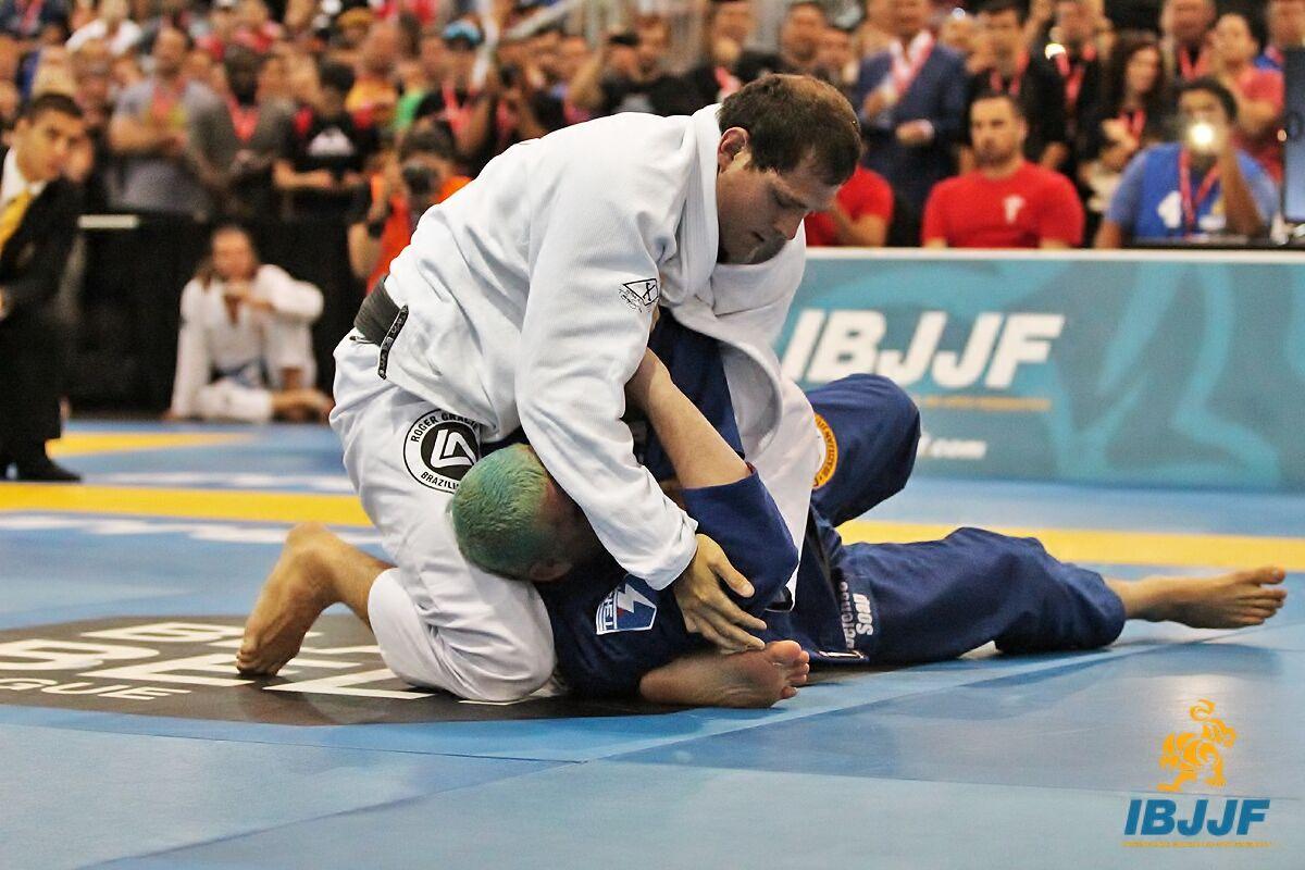 Roger Gracie returns to Jiu-Jitsu