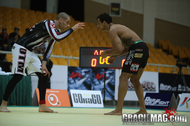 Lovato and Barral are two of the talents confirmed to be at the 2015 ADCC