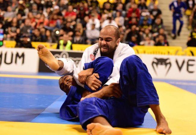 Ranking mundial: Bernardo Faria segue como número 1 do Jiu-Jitsu