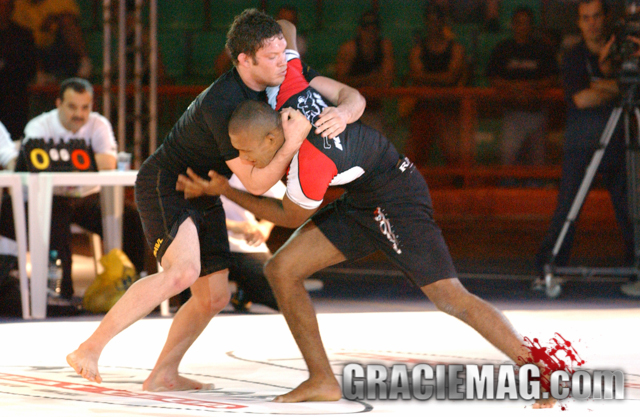 Ricardo Cachorrão vs. Ronaldo Jacaré at the 2003 ADCC