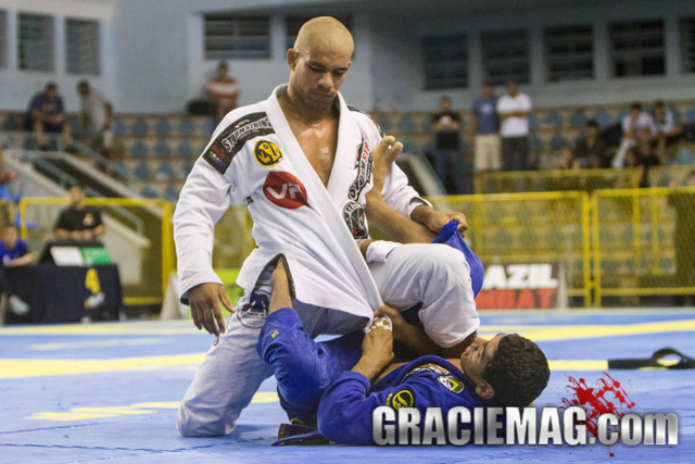 Erberth Santos at the 2015 Rio Winter Open. Photo by Gustavo Aragão
