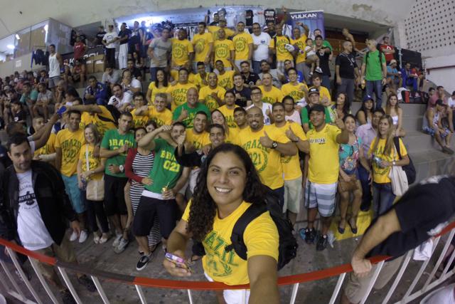 Hannette and Team Brazil 021
