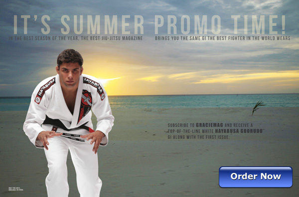 Graciemag and Hayabusa together for the best summer promo