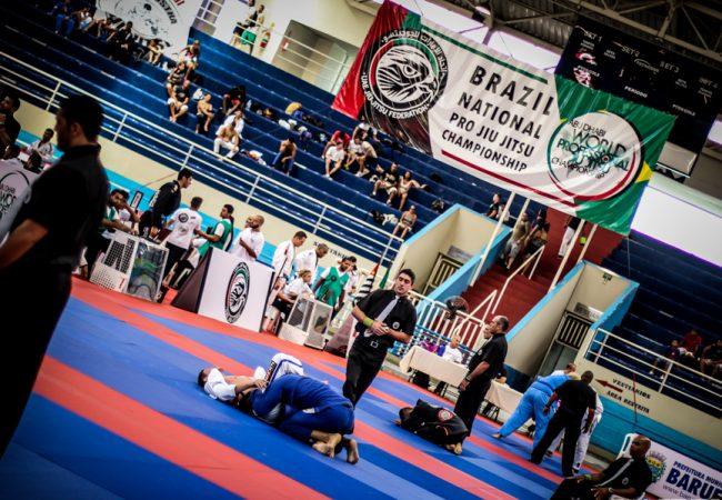 Prorrogadas até esta segunda as inscrições do Brazil National Pro Jiu-Jitsu no RJ
