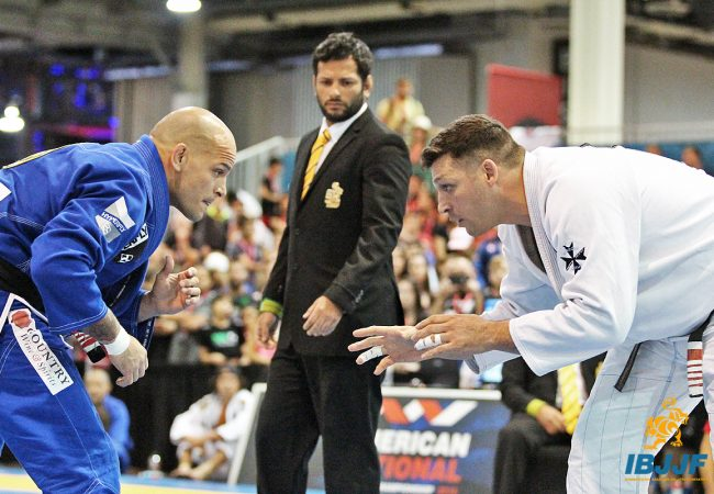 Xande Vs. Pé de Pano at the 2015 American Nationals