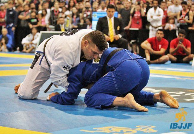 """Marcio Pé de Pano é a """"velha guarda"""" no Grand Prix de Jiu-Jitsu da IBJJF em agosto"""