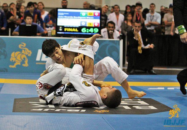 Finally! Watch Mikey Musumeci vs. João Miyao at the 2015 American Nationals