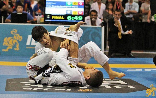 Veja como Mikey Musumeci venceu João Miyao no Americano de Jiu-Jitsu 2015