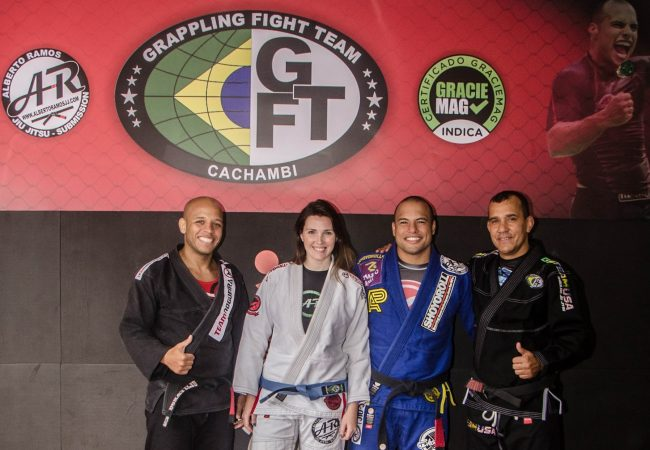 GMI: Team Nogueira Cachambi sela parceria com a GFTeam no Jiu-Jitsu