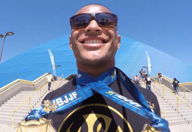 O estilo de Mahamed Aly, campeão absoluto faixa-marrom do NY Open
