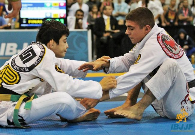 Veja como Musumeci bateu João Miyao no Americano de Jiu-Jitsu
