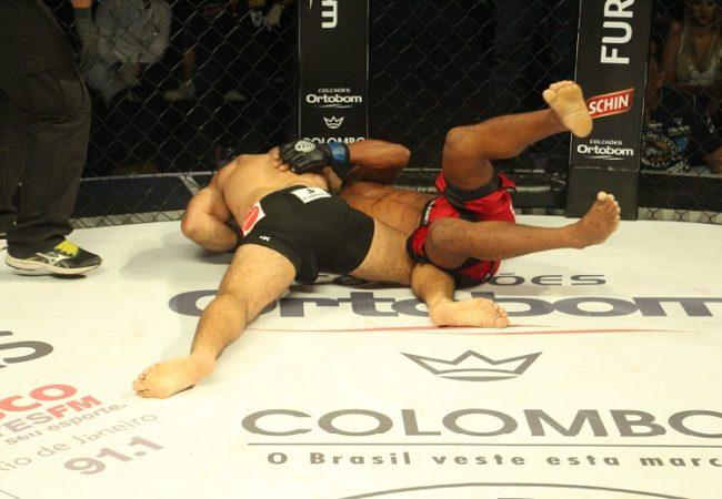Jiu-Jitsu dita o ritmo no Jungle Fight 79