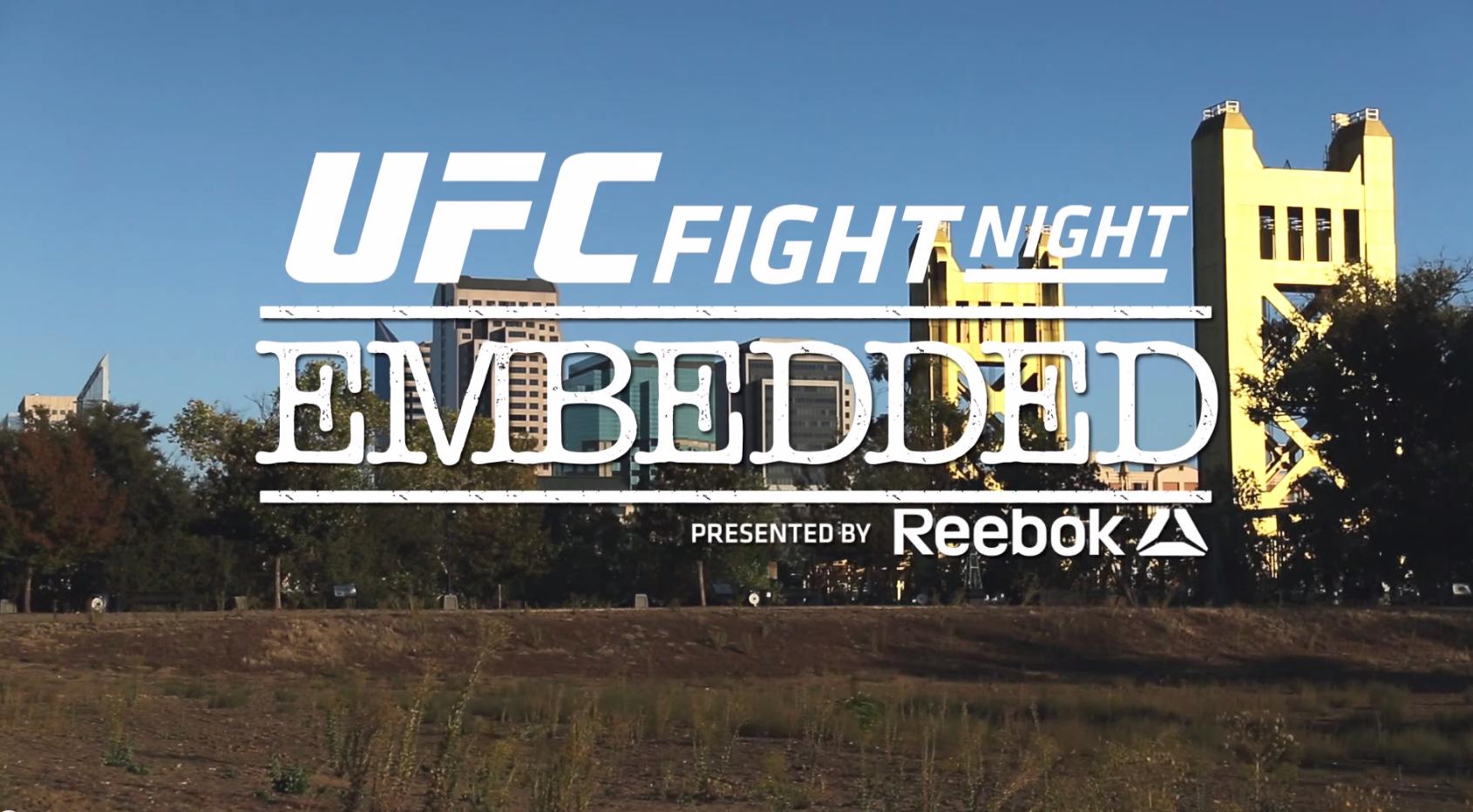 UFC Chicago embedded series