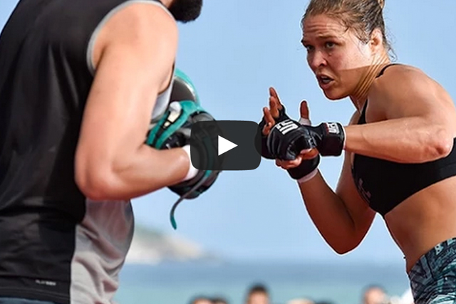 UFC 190: watch the highlights of the open workouts in Rio