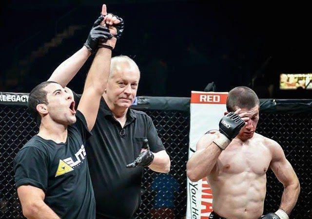 Veja o triângulo de Augusto Tanquinho no MMA