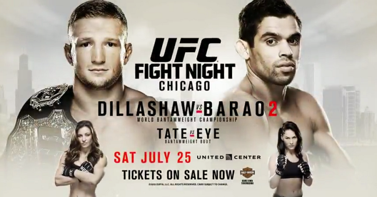 UFC Fight Night Chicago