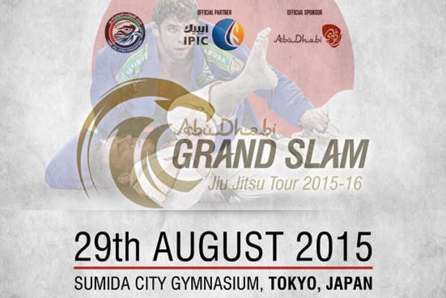 Abu Dhabi Grand Slam Jiu-Jitsu World Tour Japan