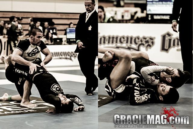 Garry Tonon vs. João Miyao