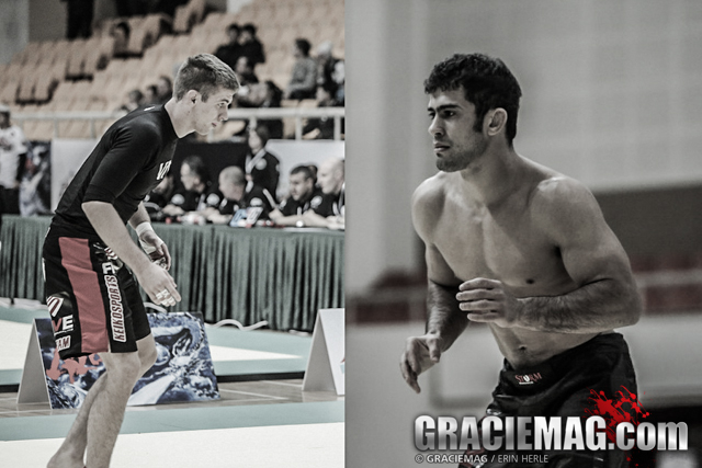 Watch how Keenan Cornelius and Otavio Sousa are getting ready to fight on August 2