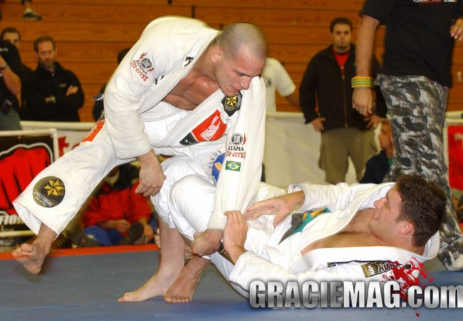 Xande and Pé de Pano meet again 13 years after their first battle at the 2002 Worlds
