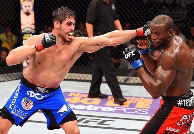 Cara de Sapato destrincha estrangulamento no UFC e cutuca Chris Weidman