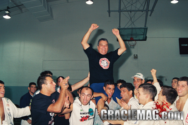 On the day of his 83rd birthday, remember Carlson Gracie teaching his last seminar