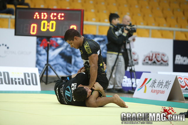2015 ADCC: JT Torres withdraws due to injury and one spot opens up at the -77kg division