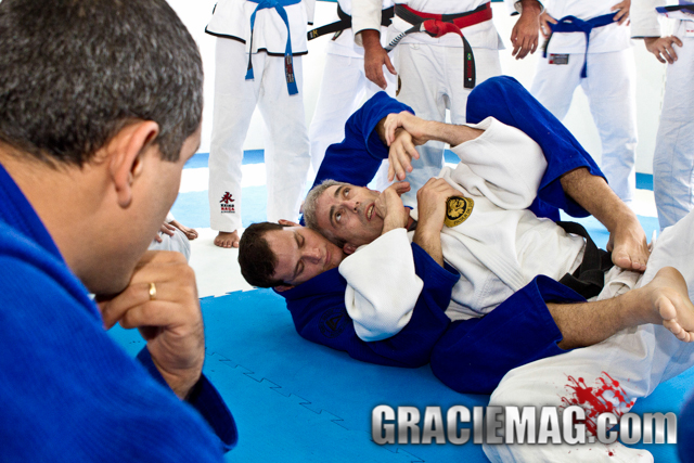 Roger Gracie. Photo by Gustavo Aragão