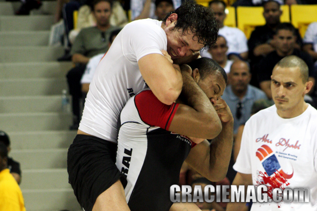 Speaking of RNC, here's Roger Gracie's favorite one at the 2005 ADCC