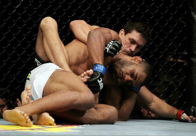 UFC 190: reveja a aula de Jiu-Jitsu de Demian Maia contra Neil Magny no Rio