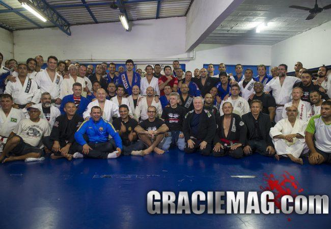 A última grande noite da academia Carlson Gracie em Copacabana