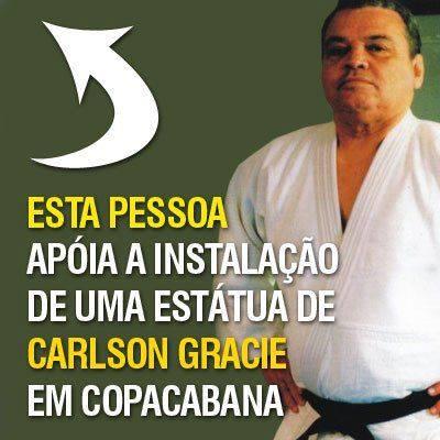 Carlso Gracie, ícone do Jiu-Jitsu. Foto: Divulgação