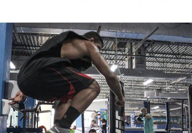 """O treino """"ambicioso"""" de Gilbert Durinho para o ADCC 2015"""