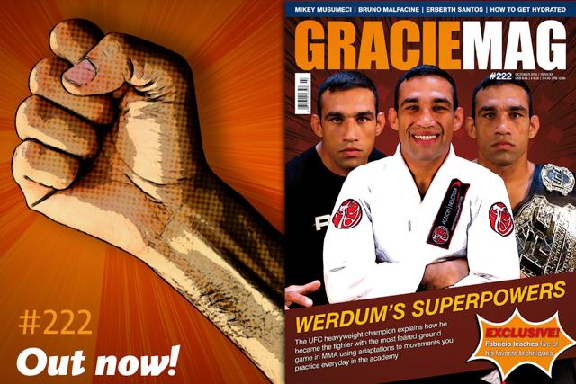 GM #222: WERDUM'S SUPERPOWERS