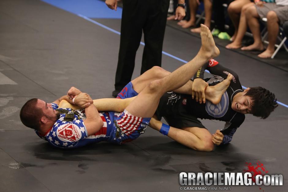Garry Tonon venceu Joao Miyao na prorrogacao