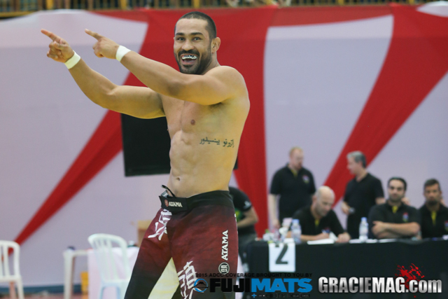 ADCC champion Davi Ramos signs with RFA to debut in August