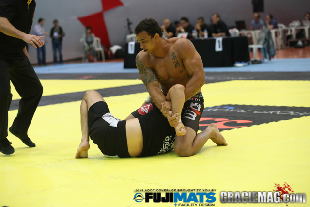 Romulo Barral at the 2015 ADCC