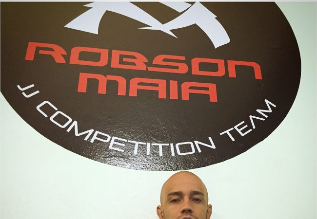 O Jiu-Jitsu solto e sagaz do prof. Robson Maia, nosso GMI no Rio Grande