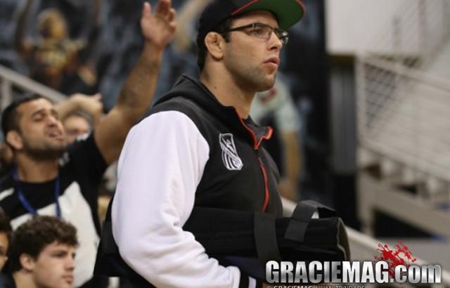 Marcus Buchecha operou o joelho lesionado. Foto: Ivan Trindade/GRACIEMAG