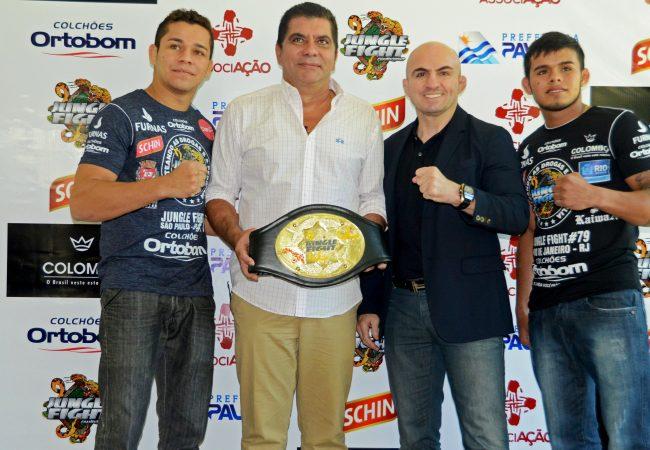 Jungle Fight comemora 12 anos de MMA com edição especial em setembro