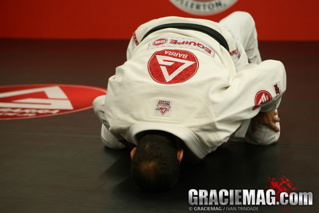 Roger Gracie seminar at Gracie Barra Fullerton