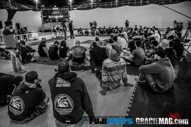 2015 ADCC: athletes make weight, brackets released; event ready to go this weekend