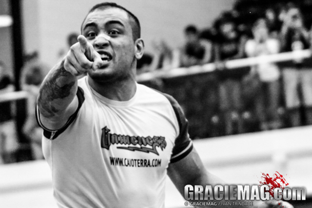 Yuri Simões was one of the most recent talents invited to the 2015 ADCC